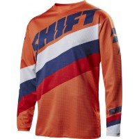 Shift WHIT3 Label Tarmac Motocross Jersey ORANGE