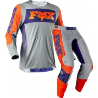 2020 Fox 360 Motocross Gear LINC GREY ORANGE 28 or 30 ONLY