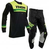 2020 Thor MX Pulse PINNER Motocross Gear Black Acid 32 ONLY