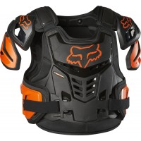 Fox Raptor Proframe Adult Motocross Body Armour Orange