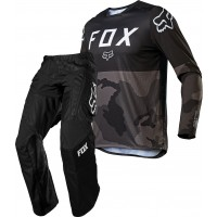 2021 Fox Legion LT EX Enduro Offroad Gear Black Camo