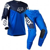 2021 Fox 180 REVN Motocross Gear BLUE