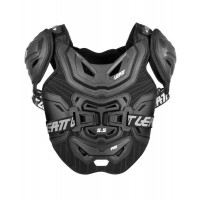 Leatt 5.5 Pro Body Armour Adult Black ACU CE Approved EN1621