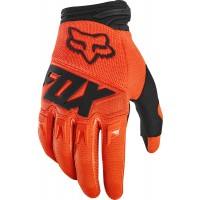 2020 Fox Dirtpaw Kids Youth Motocross Gloves RACE FLO ORANGE