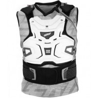 Leatt Adventure Vest Body Armour White XXL ONLY