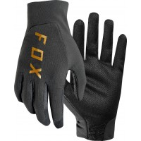 2019 Fox Flexair Motocross Gloves VINTAGE BLACK SMALL ONLY