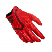 Shift 3LACK Label PRO Motocross Gloves RED