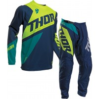 2020 Thor Sector BLADE Motocross Gear NAVY ACID ONLY 28 ONLY