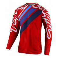 2020 Troy Lee Designs SECA 2 TLD MX SE Pro Air Motocross Jersey Red