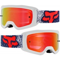 Fox Main 2.0 Spark Mirrored Lens Motocross Goggles Limited Edition BNKZ
