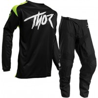 2020 Thor Sector Link Motocross Gear BLACK ACID 28 or 30 ONLY