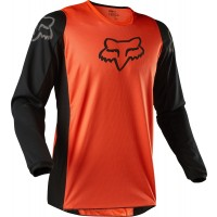 2020 Fox 180 Motocross Jersey PRIX FLO ORANGE