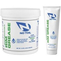 No Toil Motocross Air Filter Rim Grease