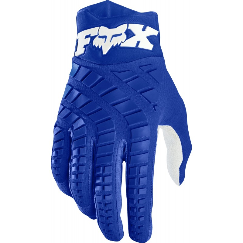 2020 Fox 360 Motocross Gloves BLUE XXL ONLY