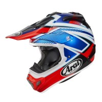 Arai MX-V Motocross Helmet MXV DAY Red