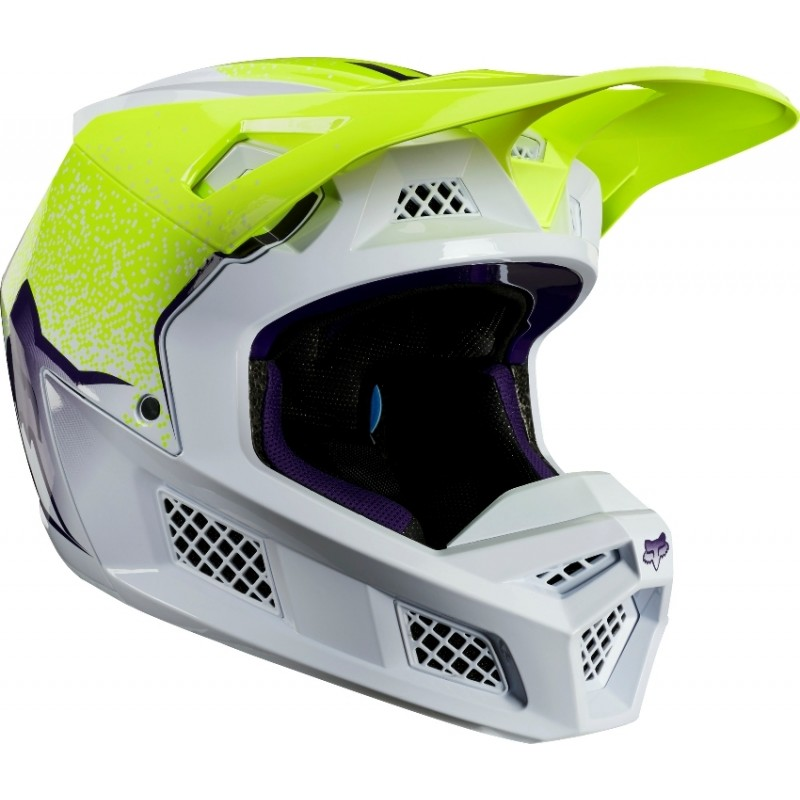 Fox V3 HONR A1 Limited Edition Motocross Helmet