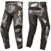 2021 Alpinestars Racer TACTICAL Camo Yellow Youth Kids Motocross Pants 28 ONLY