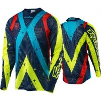 Troy Lee Designs Phantom SE AIR Navy Motocross TLD MX Jersey XL ONLY