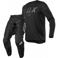 2021 Fox Legion LT Enduro Offroad Gear Black