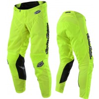 Troy Lee Designs MONO TLD GP AIR Motocross Pants Flo Yellow