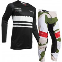 2020 Thor MX Prime Pro BADDY Motocross Gear Black 36 or 38 ONLY