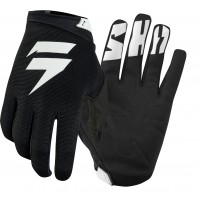 2019 Shift WHIT3 Label Air Motocross Gloves BLACK