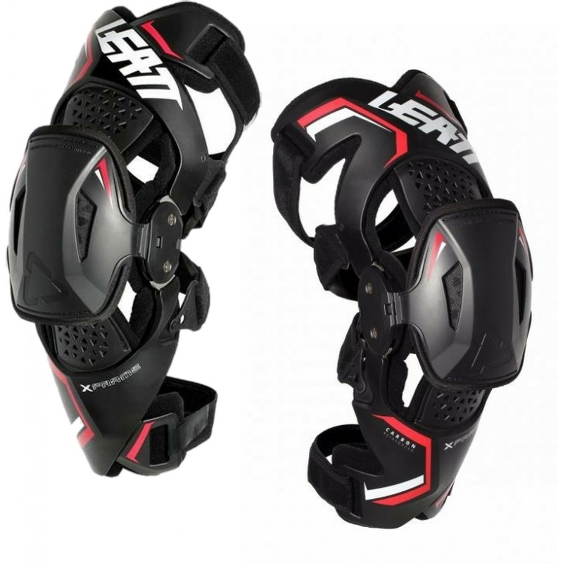 Leatt X Frame Motocross Knee Braces Per Pair