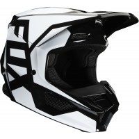 2020 Fox V1 PRIX Youth Kids Motocross Helmet BLACK