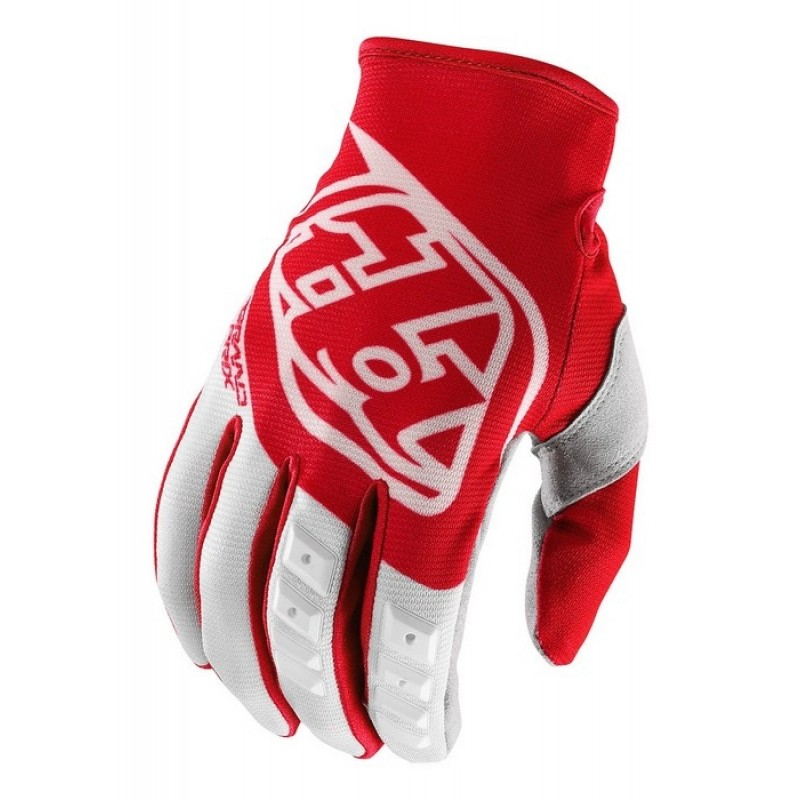 Troy Lee Designs GP TLD MX Motocross Gloves Red XL ONLY