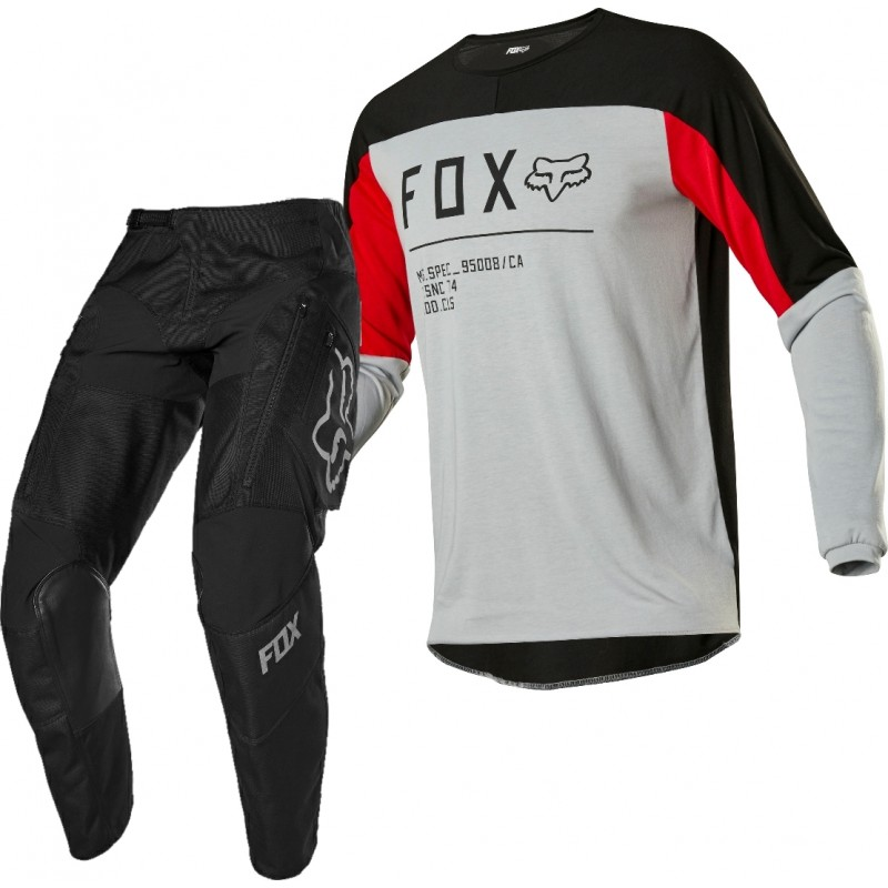 2020 Fox Legion LT Enduro Offroad Gear DR GAIN Grey