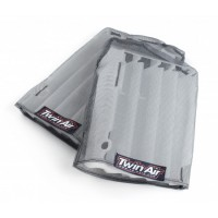 Twin Air Radiator Sleeve Covers for Motocross Bikes