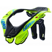 Leatt GPX 5.5 Motocross Neck Brace LIME GREEN
