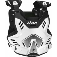 Thor MX Sentinel GP Motocross Body Armour Adult White