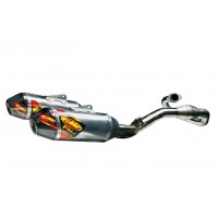 FMF Factory 4.1 RCT Motocross Exhaust System CRF250 2014 >