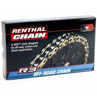 NEW Renthal Motocross Bike Chain 520 pitch R3.3 SRS O Ring
