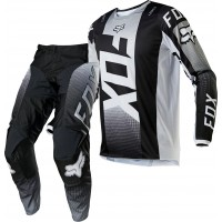 2021 Fox 180 OKTIV Motocross Gear BLACK WHITE