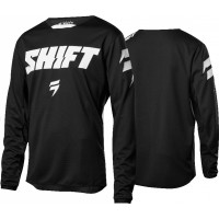 2018 Shift WHIT3 Label Ninety Seven Kids Youth Motocross Jersey BLACK