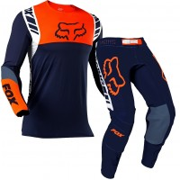 2021 Fox Flexair Motocross Gear MACH ONE NAVY
