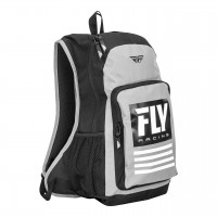 Fly MX Jump Backpack Grey White