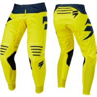 2019 Shift 3LACK LABEL MAINLINE Motocross Pants YELLOW NAVY