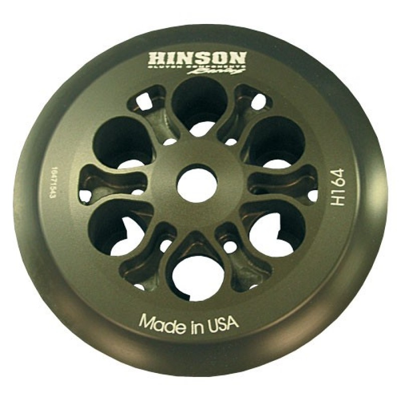 Hinson Racing Clutch Pressure Plate for Motocross Bikes