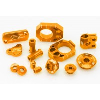 Zeta Anodised Billet Bling Kit for KTM Motocross Bikes