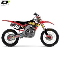 GEICO Honda Motocross Team Complete Graphics Kit CRF250 CRF450