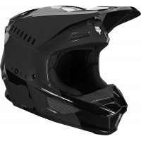 2021 Fox V1 ILLMATIK Motocross Helmet BLACK XL or XXL ONLY