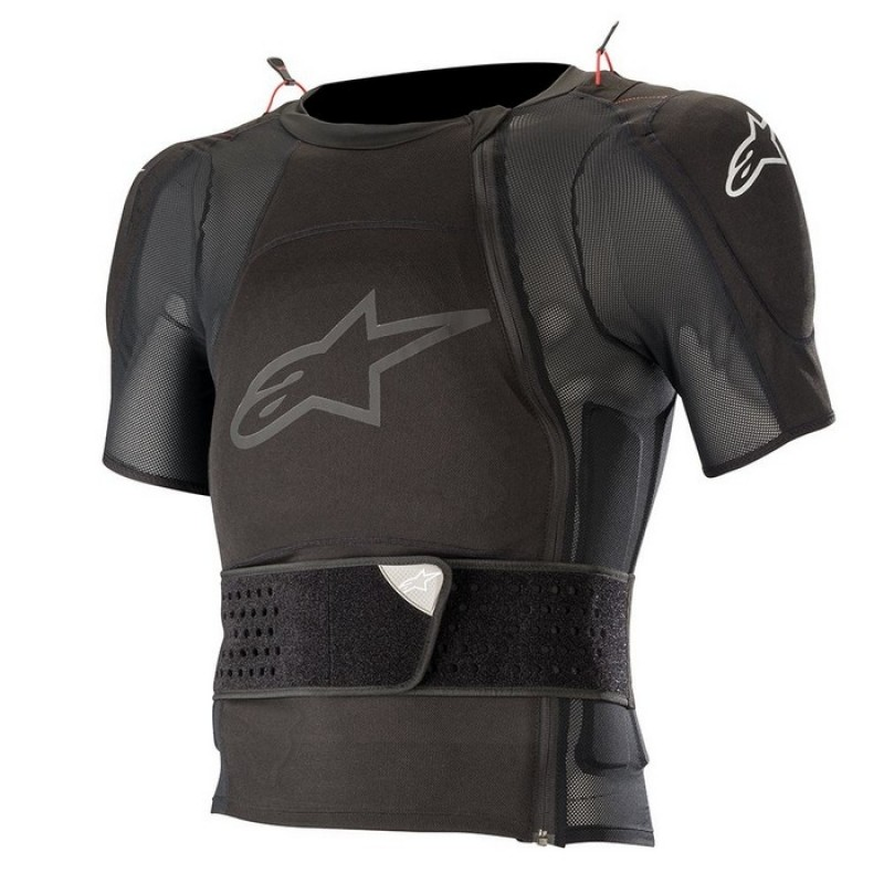 Alpinestars Sequence Short Sleeve Tee Body Armour Suit ACU APPROVED SMALL ONLY