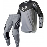 2021 Fox 180 REVN Motocross Gear STEEL GREY