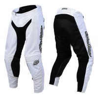 Troy Lee Designs MONO TLD GP AIR 18.1 Motocross Pants White