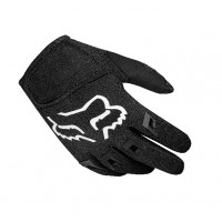 Fox Dirtpaw Peewee Mini Motocross Gloves BLACK