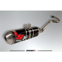 DEP S7R Motocross Exhaust Full System