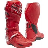 2020 Fox Instinct Motocross Boots FLAME RED